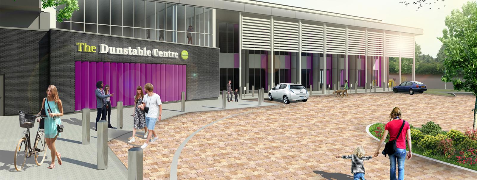 Dunstable Leisure Centre