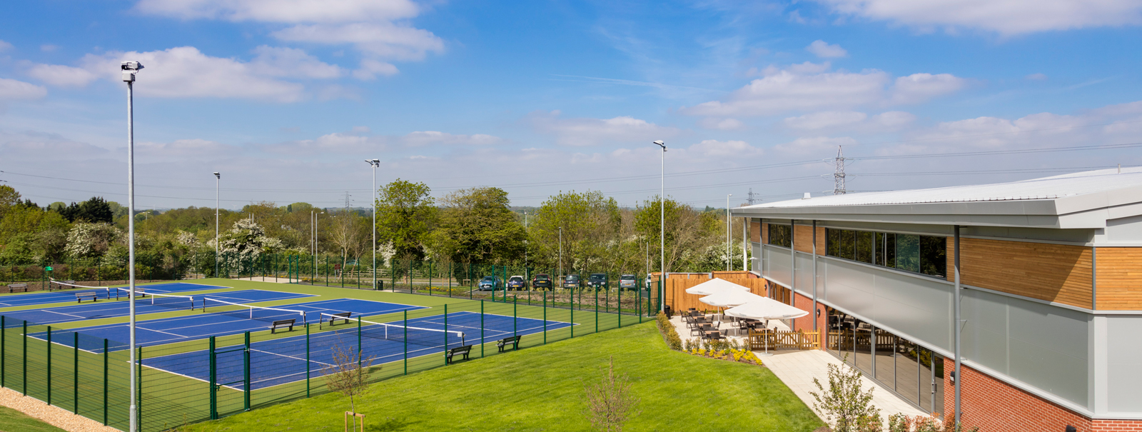 Towers Health & Racquet Club