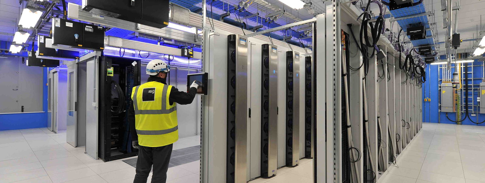 Genome Campus Data Centre