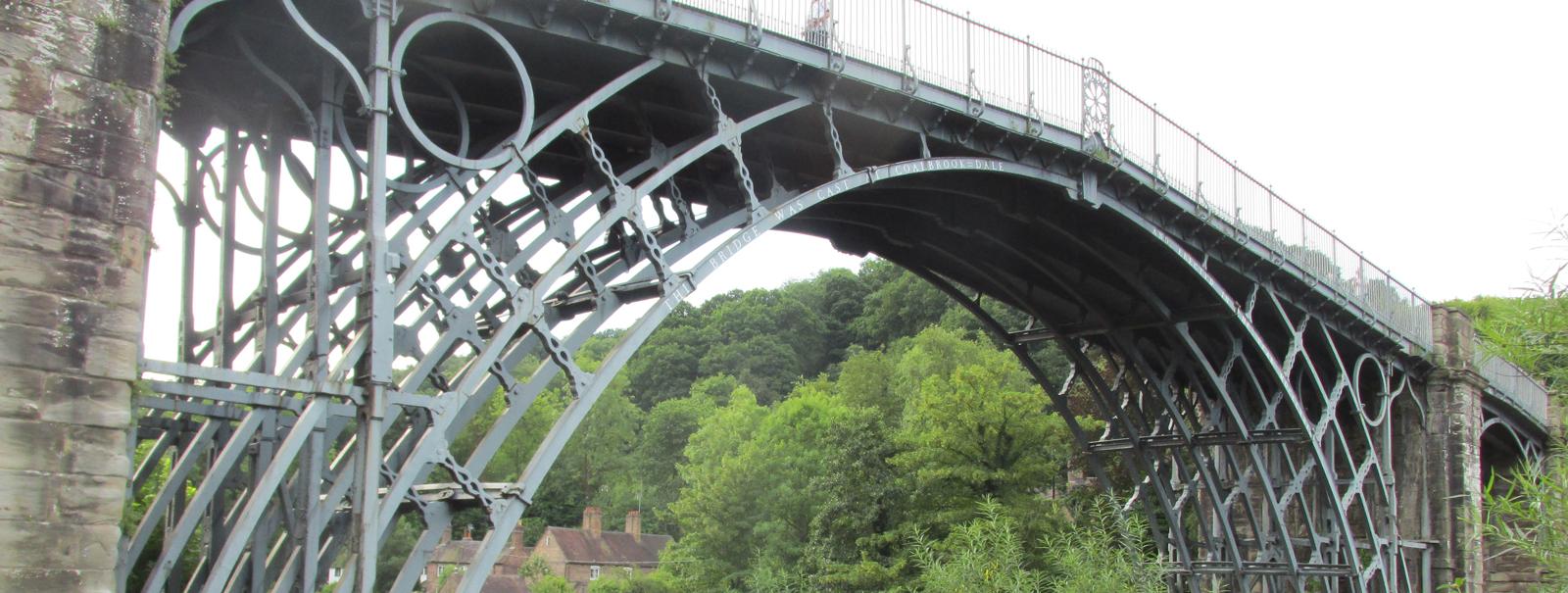 The Iron Bridge, Telford